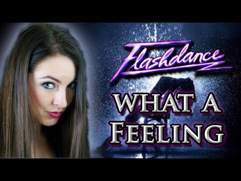 Flashdance - What a Feeling ( Cover by Minniva ft David Olivares )