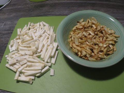 Celerové hranolky