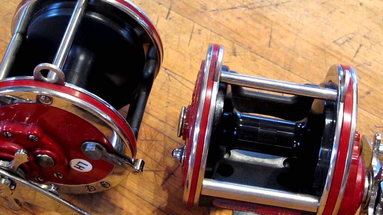 Penn reels special senator 113 h lh made in usa left handed 40 penn reels special senator 113 h lh made in usa left handed 40 penn senator reel youtube pooptronica Images