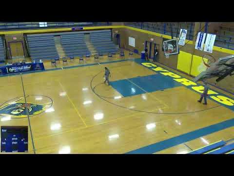 Cyprus High School vs. Northridge High Varsity Womens' Basketball