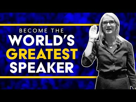 3 secrets to being the best speaker to work with   MEL ROBBINS