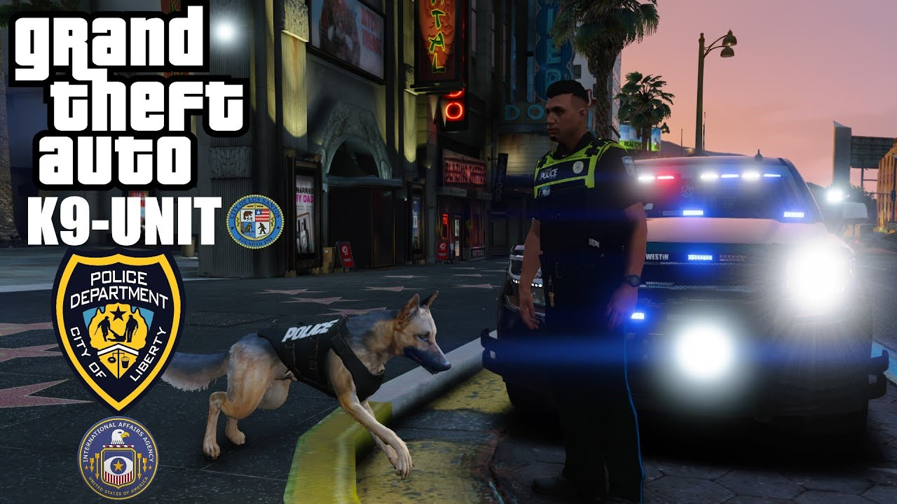 Killer Cow On The Loose ! Thunder Storm hits the City GTA 5 Police mods LSPDFR #72