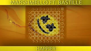 Marshmello - Happier Ft. Bastille | Unipad Cover + Upf | Xextar