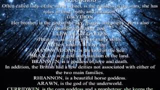 The Druids And The Celtic Crosses