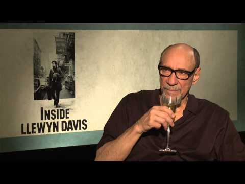 Inside Llewyn Davis: F. Murray Abraham Official Movie Interview