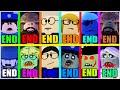- Field Trip Z - All 12 Endings + BUNKER ENDING! ROBLOX