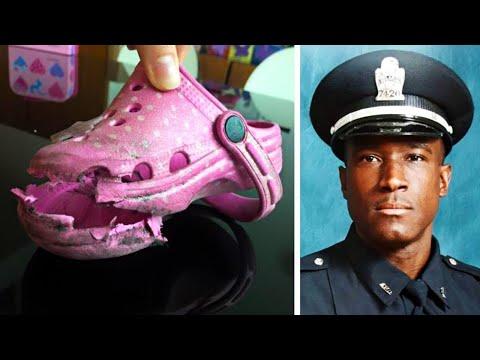 Poliziotto Sorprende 12enne a Rubare Scarpe da 2€. Quando Scopre il Motivo, gli si Spezza il Cuore