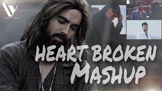 Heart Broken Mashup l Dj Max , Dj Azzy & Dj Dan l Yash Visual l The Breakup Story