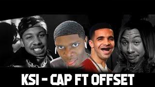 KSI – Cap (feat. Offset) [Official Music Video] Reaction