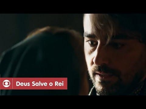 Deus Salve O Rei: capítulo 90 da novela, segunda, 23 de abril, na Globo
