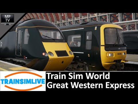 Train Sim World - Great Western Express