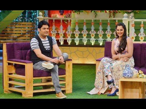 Kapil Sharma With Sania Mirza Best Comedy - Make Me Smile