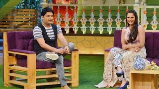 Repeat youtube video Kapil Sharma With Sania Mirza Best Comedy - Make Me Smile