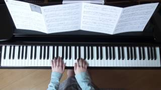 使用楽譜;月刊ピアノ2017年3月号(採譜者・内田美雪)、 2017年2月20...