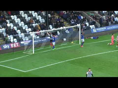 Grimsby Town 0 - 1 Carlisle United - match highlights