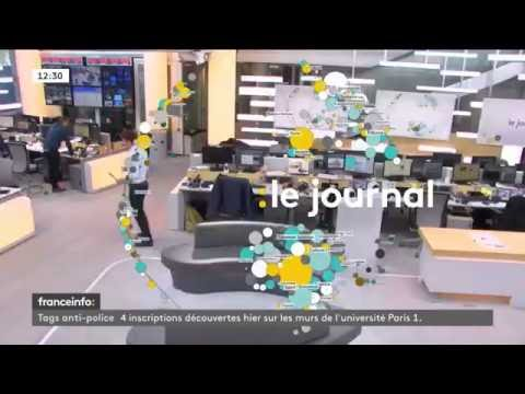 FTV franceinfo: - Bugs Techniques en Série & Interruption Journal [HD]