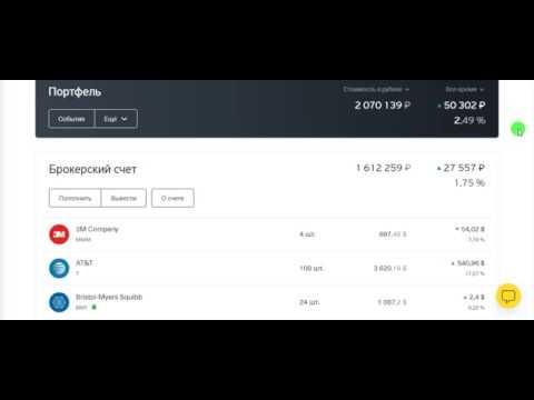 Мой портфель акций, ИИС - 30.06.2019. Дивидендные акции, облигации, сделки.