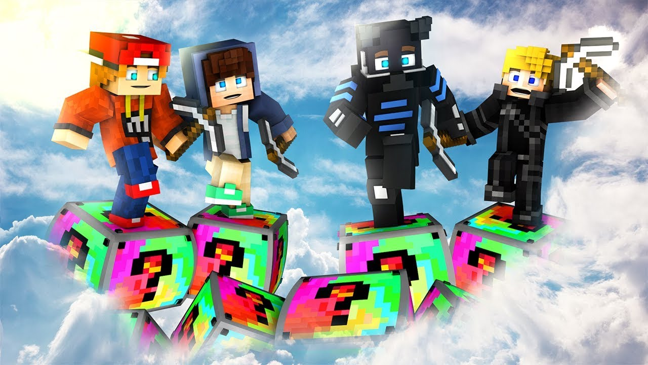 Download Das Tagteam! | Lucky Block Battle