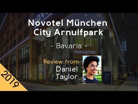 Novotel München City Arnulfpark 4⋆ Review 2019