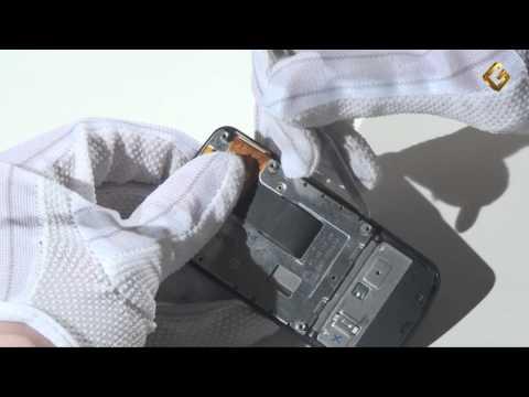 Nokia 6600 Slide - как разобрать телефон и из чего он состоит