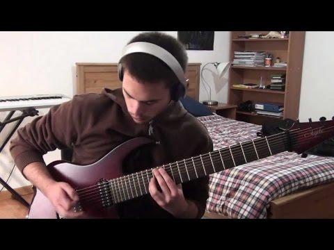 Skrillex - Bangarang (Guitar Cover)
