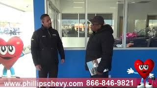 2018 Chevy Impala - Customer Review at Phillips Chevrolet - Chicago New Car Dealership Sales
