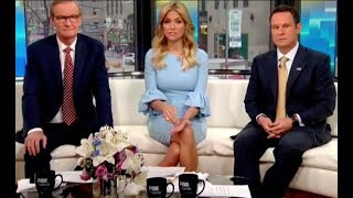 Fox & Friends: Trump Should Bomb Syria To Distract From Comey's Book