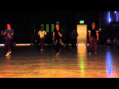Baby Boy - Beyoncé   Brandon Dumlao Choreography
