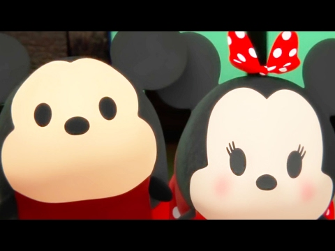 Tsum Tsum Shorts | Season One Full Episodes | Disney