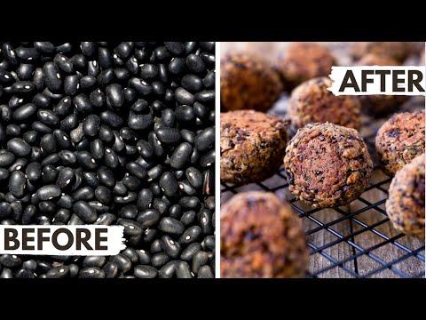 Vegan Black Bean