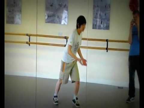 Isolation and tutting freestyle - Dasik  Retreat (Yanbo)
