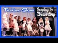 Lolita Fashion Show - Cosplay'in Wesserling