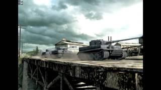 WoT blitz обзор Tiger 1. Дань легенде