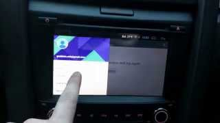 Pontiac G8 Android Radio Demo