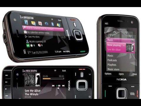 Обзор и распаковка посылки из Китая Nokia N85 refurbished aliexpress
