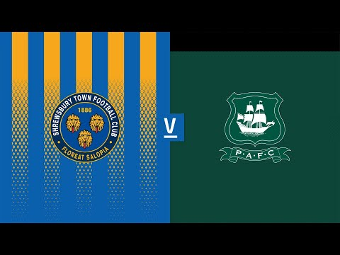Shrewsbury Plymouth Goals And Highlights