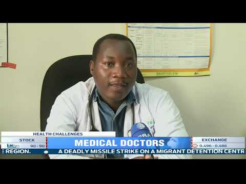 Little Pay, Shortage Of Medical Equipment Among Major Challenges Listed In The Medical Sector