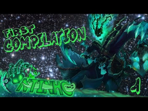 #1 Thresh compilation - Best hook, play, lantern, from the tube