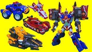 또봇 장난감 또봇V 4단합체 슈퍼드릴러 + 또봇마스터V 스피드 몬스터 로켓 합체 로봇 Tobot V master Robot