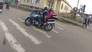 Закрытие мотосезона 2016 Моршанск
