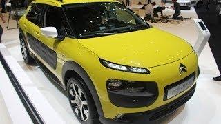 [Salon de l'auto à Genève] Edition du 6 mars - Lamborghini Huracán, Citroën C4 Cactus