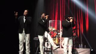 Anthony Hamilton LIVE | I Tried/I'm a Mess - Akron, OH | May 2015