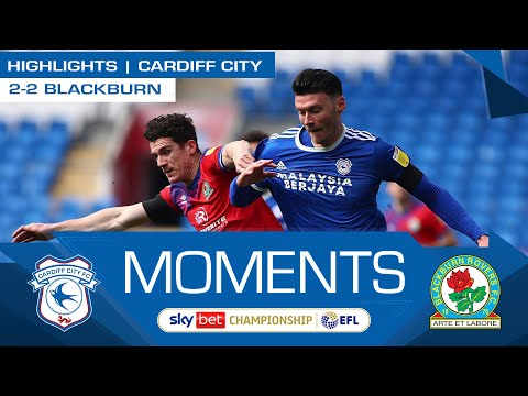 Cardiff Blackburn Goals And Highlights