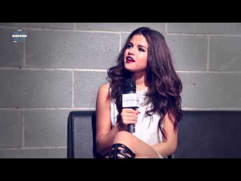 Selena Gomez - Intervista a Radio Kiss Kiss (#kisskissmeetselenagomez)