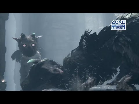 The Last Guardian Gameplay Trailer - NEW E3 2016 Last Guardian Gameplay + Release Date!!