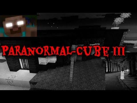 Paranormal-Cube 3 - la frayeur de l'abandon  [film minecraft] Zenix