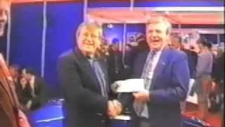 Neil Shanahan Signing Van Diemen Contract with Ralph Firman - Jan 1999