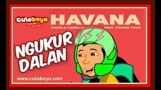 HAVANA COVER PARODY SUROBOYOAN CULOBOYO TAHUN BARU | Camila Cabello - Havana