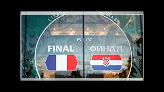 France and Croatia announce teams for World Cup final | JOE.co.uk