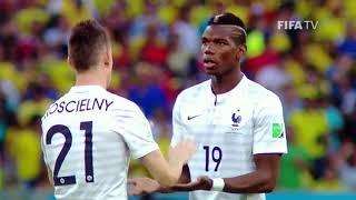 FRANCE FOOTBALL SONG HD